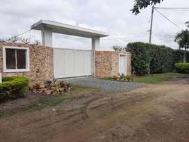 Finca en condominio rozo sector paraiso de rozo recibo propiedad o vehiculo en parte de pago