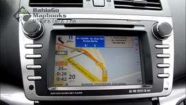 Actualización GPS iGO Estereo Radio Chino Mapas Pois Radares