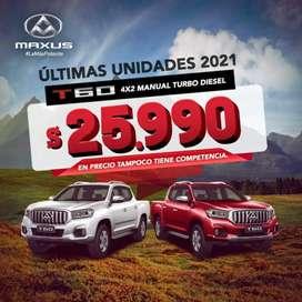 Nueva camioneta Maxus T60 diesel Guayaquil