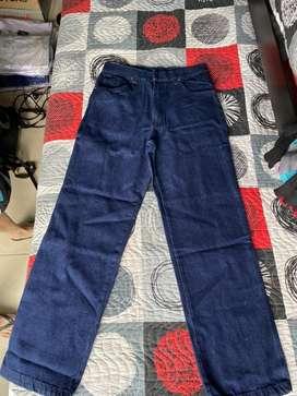 Pantalones industriales
