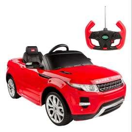 Auto A Bateria Para Niños Rastar Land Rover Evoque Mod 81400