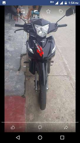 Vendo moto Auteco advance victry