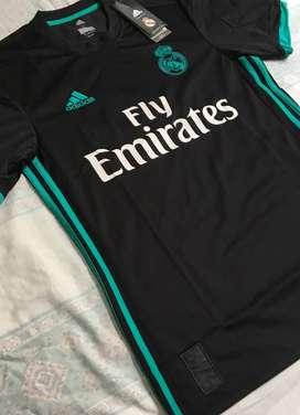 Camiseta 2da del Real Madrid Alternativa 2018-19 Totalmente Original