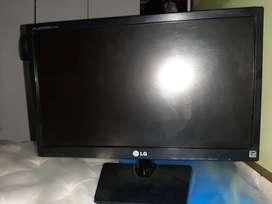 Monitor LG led 18,5 pulgadas