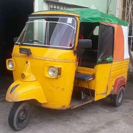Se vende mototaxi piaggio