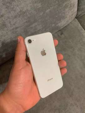 iPhone 8 blanco perfecto estado cambi