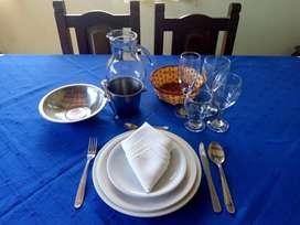 Vendo servicio de banquete para 100 personas, clientela y redes