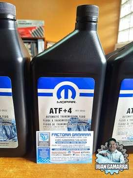 Aceite Mopar Atf+4 Sintético Original Para Caja Automática Jeep Dodge Chrysler
