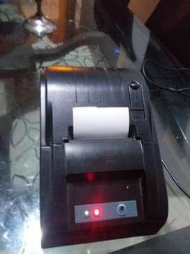 vendo impresora térmica para sus facturas. Excelente estado
