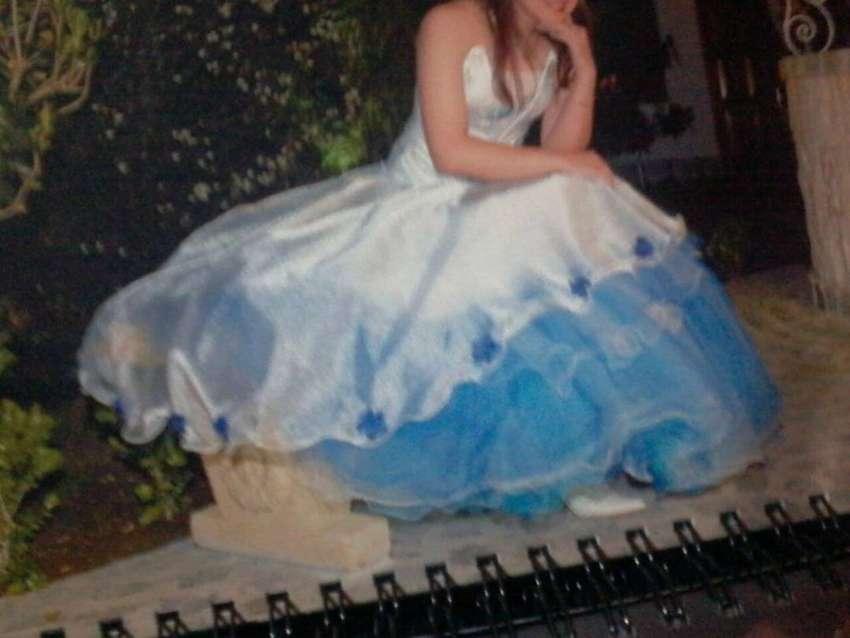 Vestido de 15 años, princesa total