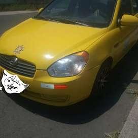 Vendo taxi con el puesto prestado
