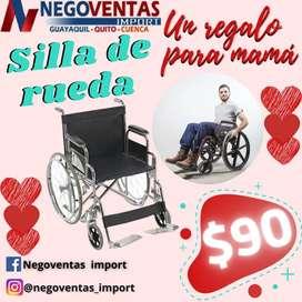 SILLA DE RUEDAS EN OFERTA ÚNICA DE NEGOVENTAS