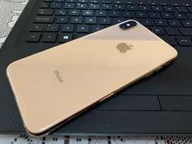 iPhone Xs max Gold 64 GB Libre
