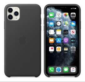 Case soft  Original Apple iphone negra 6 plus 6s Plus Xs Max 11 Pro Max