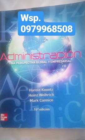 Libro de Administración