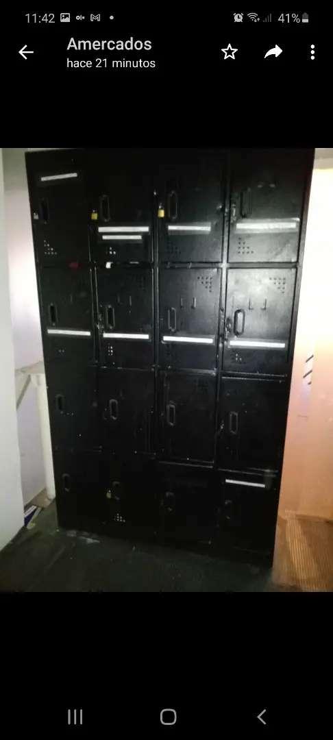 Lockers usados 0