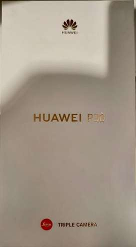 Huawei P30 -128GB (no es version Lite)