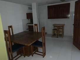 Alquilo Suite Semi Amoblda; Urdesa Central