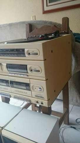 Equipo de sonido  goldStar GSM-6530