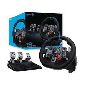 Timon Logitech G29 Ps4 Carreras Driving Force. Compra nuevo y seguro en Korolos !