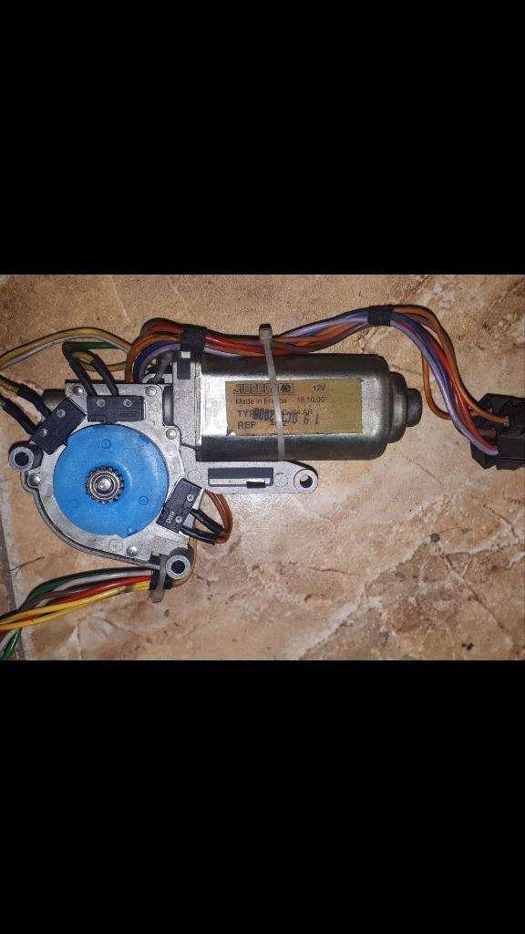 Motor TechoRayban Megane oScenic 0