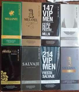 Perfumes 100ml dama y caballero
