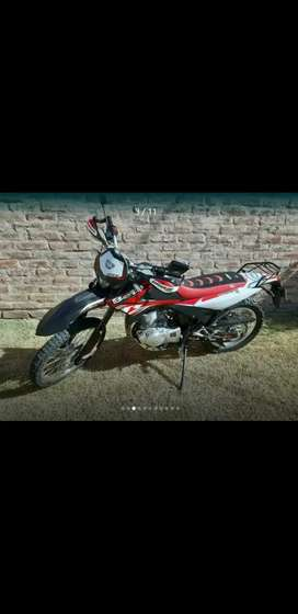 BETA TR 250 ENDURO