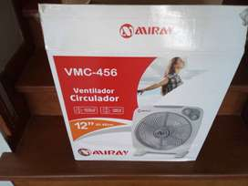Ventilador Marca Miray modelo: VMC 456