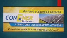 PACK SOLAR VIVIENDA-COMERCIO-CAMPING