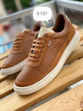 Zapato Tennis Deportivo Bosi Para Hombre