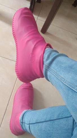 Cubre zapatos protector