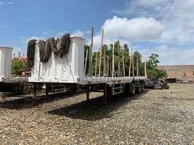 Venta de Plataforma Semitrailer Marca Indio