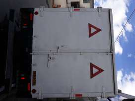 vendo camión CHEVROLET NMR  con FURGON TERMICO Y PUESTO EN COOPERATIVA