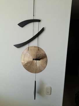 Campana De Viento  Zen Art Feng Shui Gong