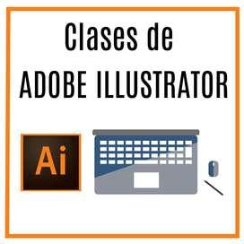Clases particulares de Adobe Illustrator