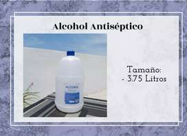 Alcohol antiséptico 70%