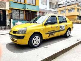 Taxi renault simbol. Modelo 2007