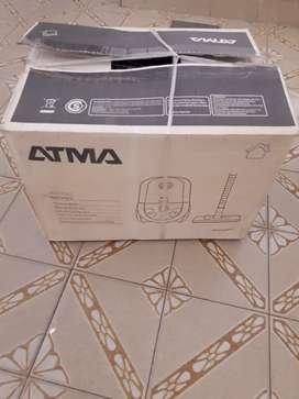 Vendo aspiradora nueva atma as8904e