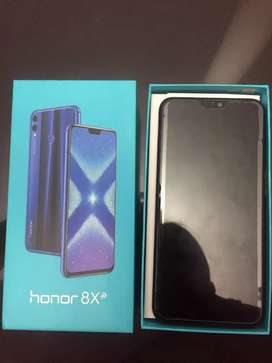 Huawei honor 8x estado 9/10