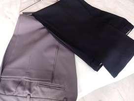 Pantalones de Vestir Hombre