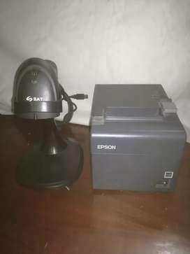 Impresora térmica epson