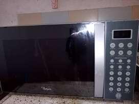Vendo horno microondas en excelente estadocomo nuevo