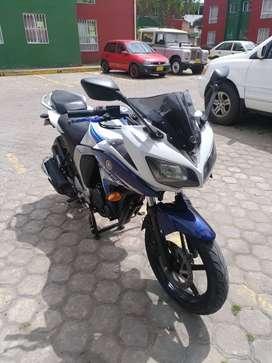 Yamaha Fazer 2