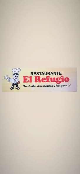 Busco auxiliares de cocina con conocimiento en comandas gente con experiencia solo Personas colombianas