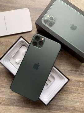 iPhone 11 Pro Max 64 Gb Con todo