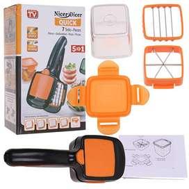 Picatodo Portátil auxiliar de Cocina 5 En 1 Fácil Uso servicio Contraentrega Envió Gratis