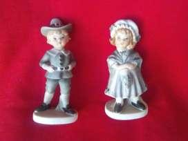 Figuras de porcelana Geo.Z.Lefton