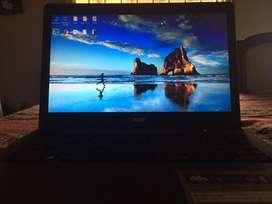Computadora Acer aspire one cloudbook-14 Usado