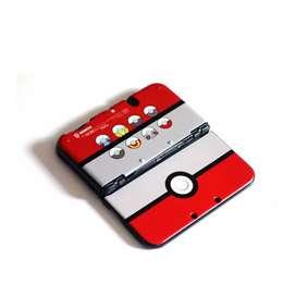 CARCASA PROTECTORA (HARD CASE) NINTENDO NEW 3DS XL (EDICION POKEMON)