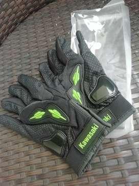 Guantes para moto Kawasaki - XXL